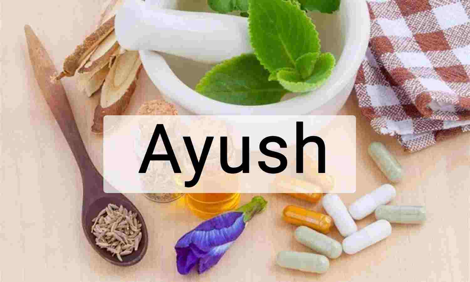 Government approval for AYUSH day care therapy centers for central employees