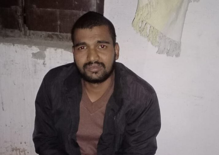 Gangster Anand Singh sentenced to two years
