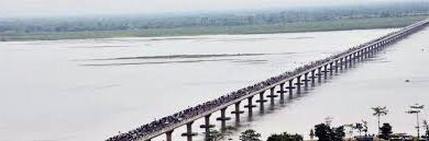 Koiwalar bridge built at a cost of Rs 266 crore inaugurated on Son river of Bihar