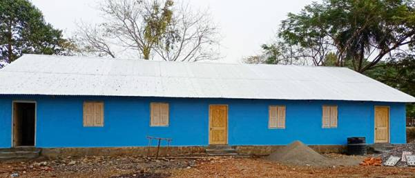 The Commission revived Assam's oldest Khadi Institute burnt down 30 years ago by Bodo rebels