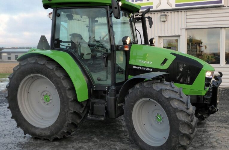 CNG tractor arrived in India, farmers will save about 1 lakh rupees annually on fuel costs