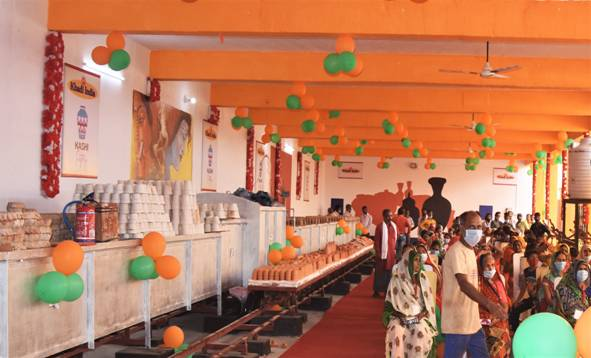 On PM's birthday, KVIC launches several schemes to empower artisans in Varanasi
